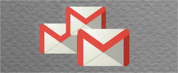 Endereço de e-mail similar no Gmail - excluir conta