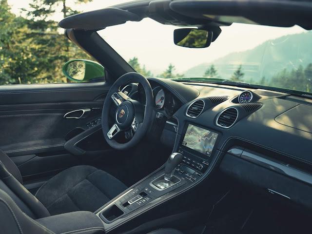 Porsche 718 Boxster 2021 Automático