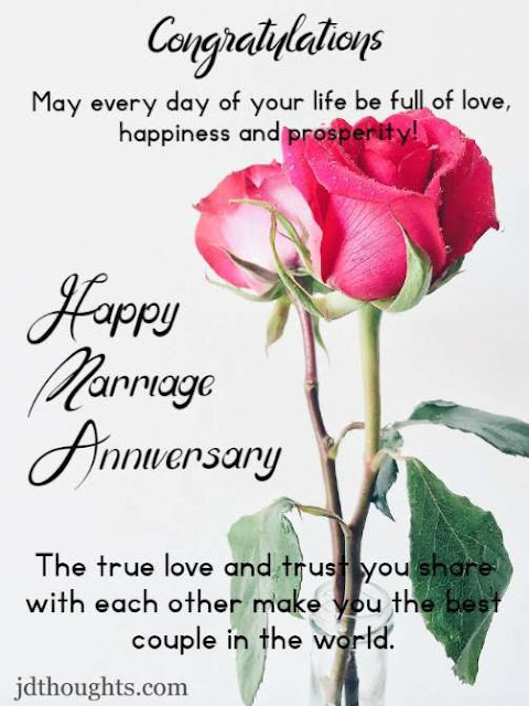Best anniversary quotes for couples both