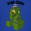 Dino T-shirts and free shipping