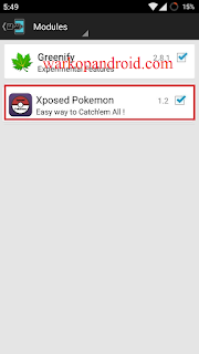 Cara Bermain Pokemon GO Menggunakan Joystick