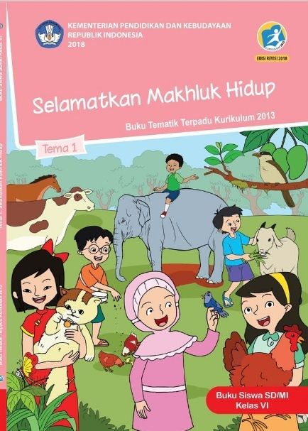 Kunci Jawaban Buku Tematik Kelas 6 Tema 1 Hal 16 Tumbuhan Yang Berkembangbiak Secara Generatif
