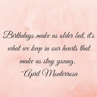 April Birthday Quotes