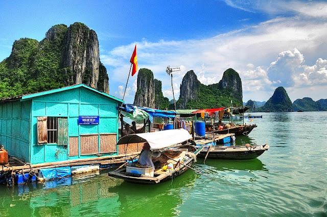 3 experience not to be missed when traveling Halong Ba 2