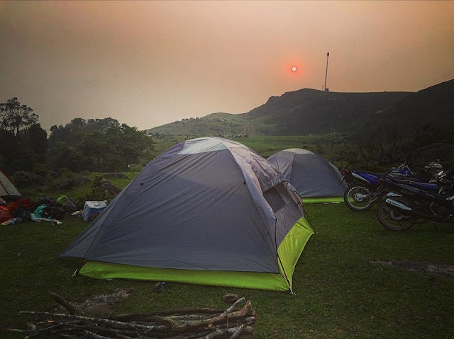 Go camping to Dong Cao Plateau 3