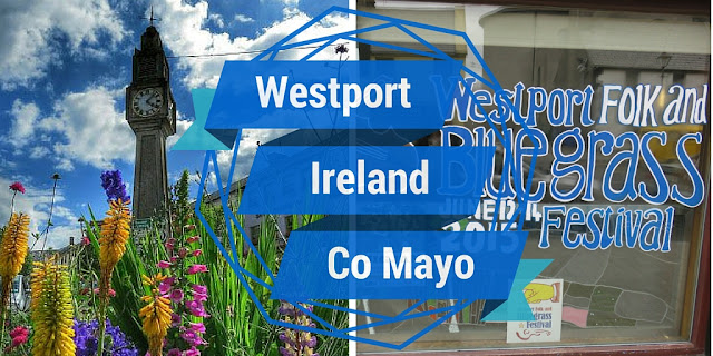 Westport Folk and Bluegrass Festival - County Mayo, Ireland