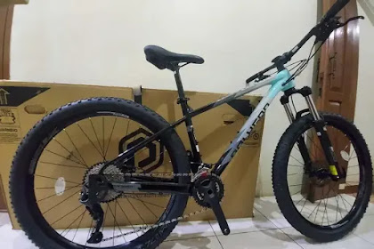 Harga Dan Spesifikasi Sepeda Polygon Xtrada 5 Tahun 2021 Terbaru
