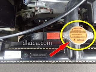 Tutup Radiator Daihatsu Terios