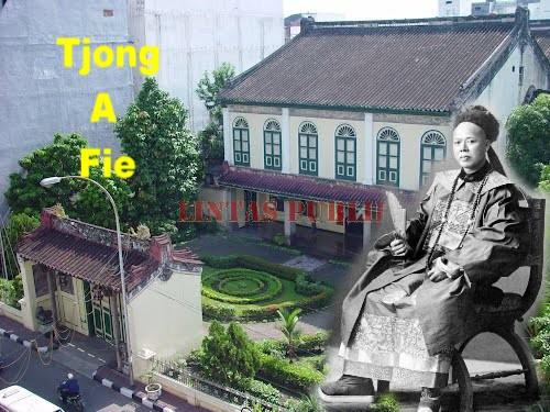 Inilah Rumah Tjong A Fie Salah Satu Cagar Budaya di Medan