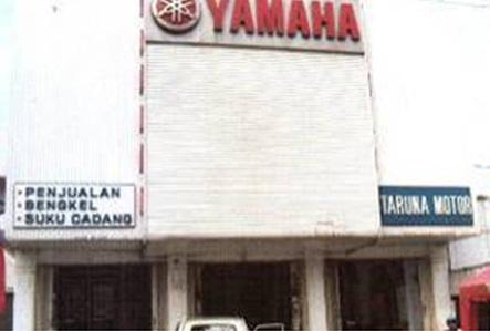 Dealer Yamaha TARUNA MOTOR Jakarta Pusat