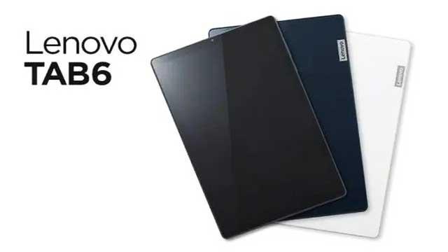 رسمياً مواصفات Lenovo TAB6 دون الاعلان عن السعر
