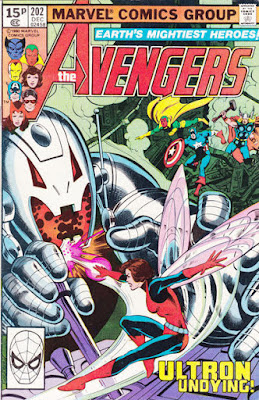 Avengers #202, Ultron