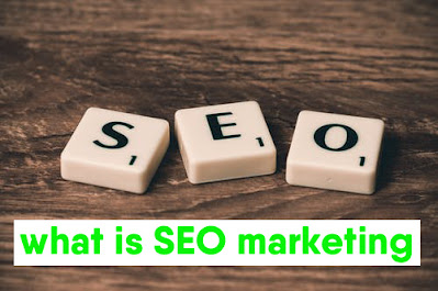 what is SEO marketing 2021