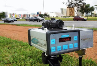 Radares nas rodovias federais