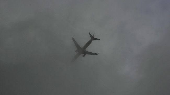 Hilang Kontak! Pesawat Sriwijaya Air SJ182 Diduga Terjatuh Akibat Cuaca Buruk