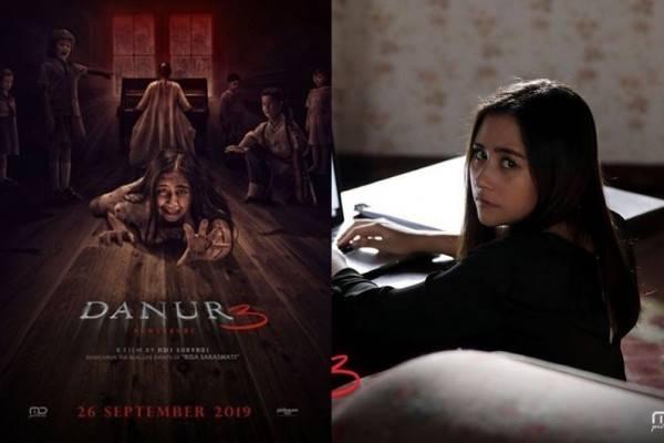 Review Film Danur 3 Sunyaruri (2019), Kualitas yang Semakin Mengecewakan