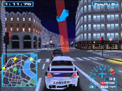 midnight club street racing ps2 iso pc