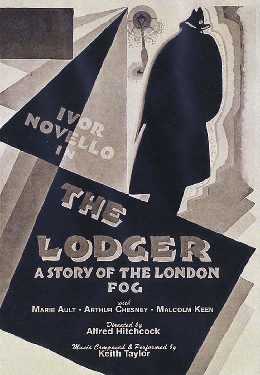 """Simon Says: Film & Photo Blog: NZIFF Classic Film Review: """"The Lodger: A Story of the London Fog"""" (1927)."""