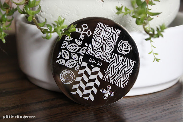 Review Born Pretty Store Bp 30 Stamping Plate