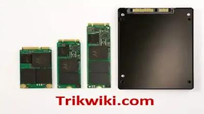 Jenis - Jenis SSD Pada Komputer atau Laptop