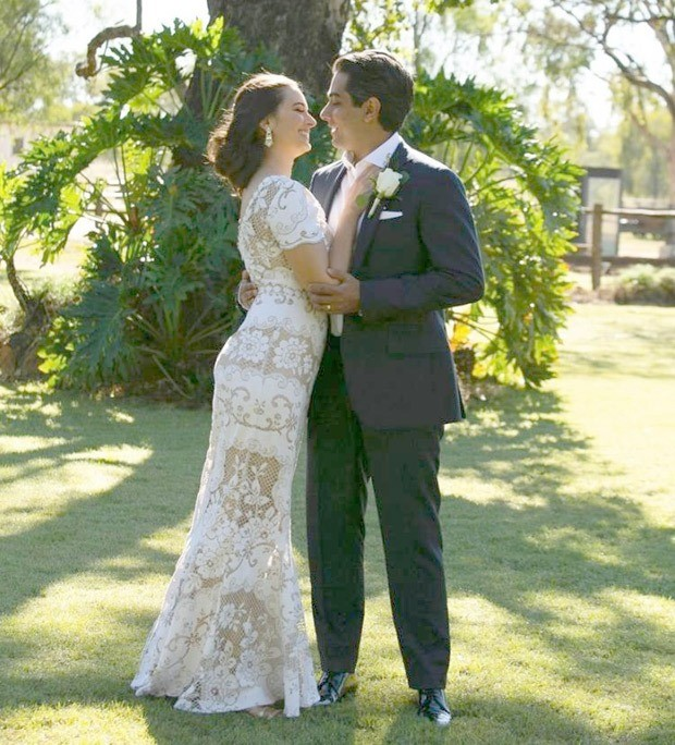Evelyn Sharma ties the knot with Tushaan Bhindi in private ceremony in Australia