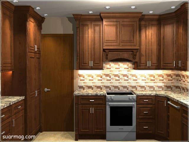 مطبخ خشب 5 | Wood kitchen 5