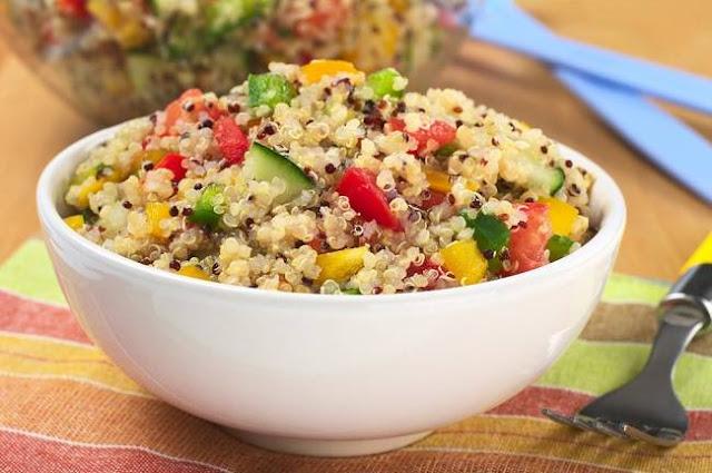 Quinoa Si Kecil yang Memiliki Banyak Kandungan Vitamin