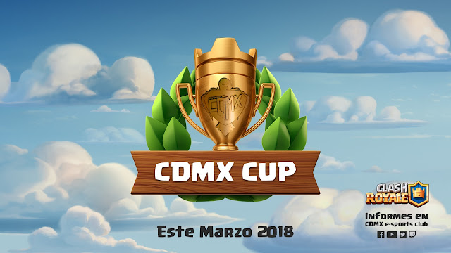 CDMX esports club - Clash Royale