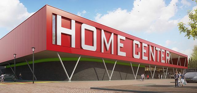 Woonboulevard Home Center, de grootste van Nederland
