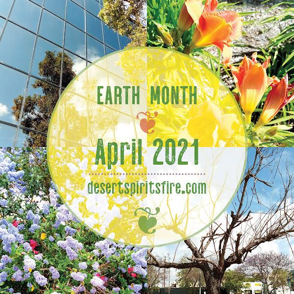 April 2021 earth month summary blog header