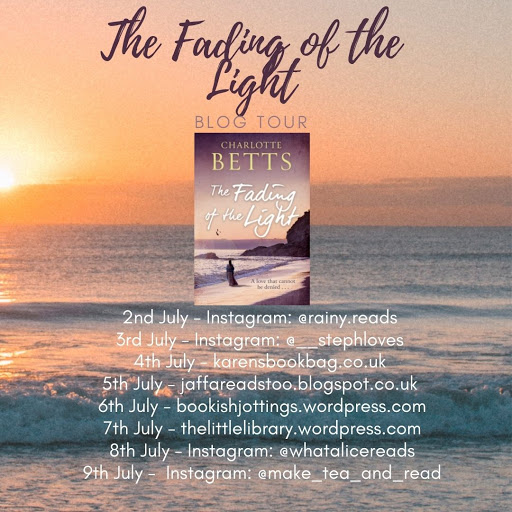 Fading of the Light Blog Tour