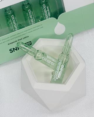 review snp prep cicaronic ampoule