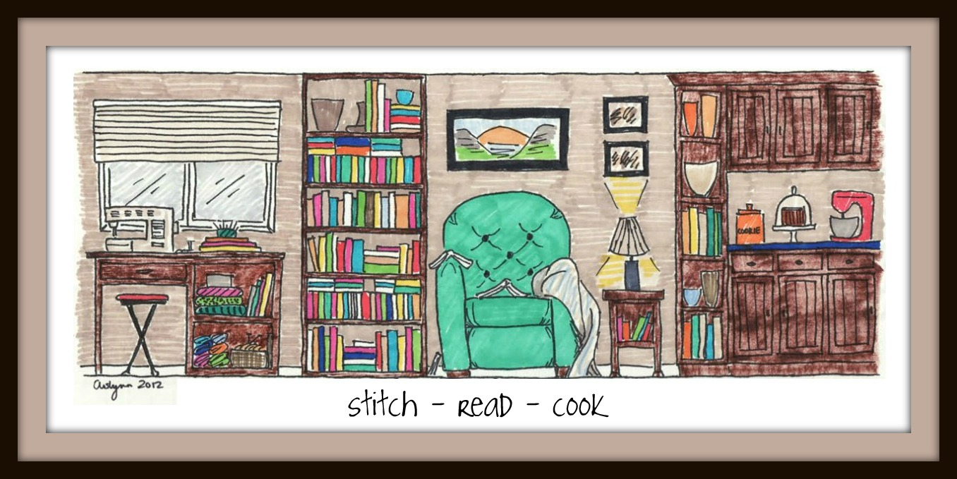 Stitch - Read - Cook