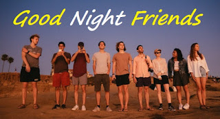 good night images for true friend