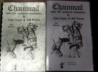 Bat in the Attic: August Roundup, Original Chainmail Reprint and Harn Kingdom Hardbacks