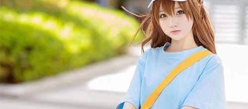 Platelet cute cosplay