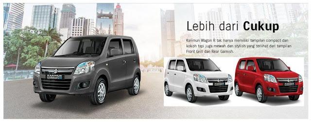 Daftar Lengkap Pajak Suzuki Karimun Semua Tipe dan Tahun update 2020