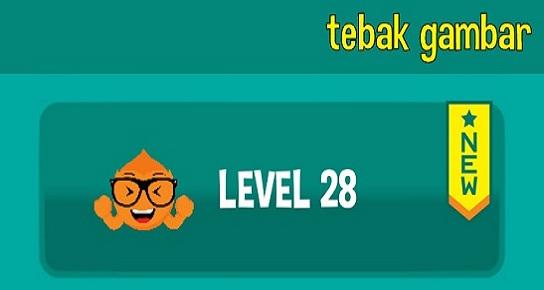 tebak gambar level 28
