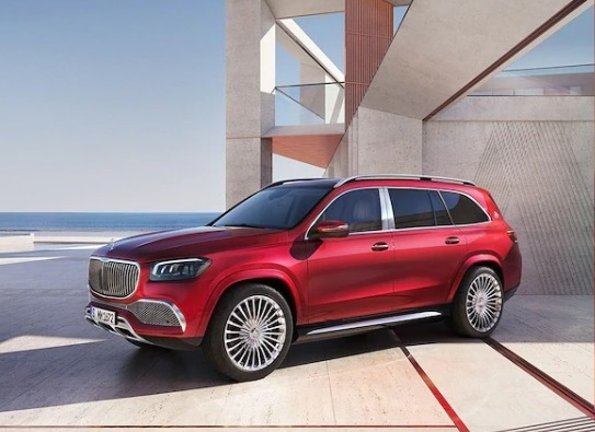 Mercedes Maybach GLS 600 Automatic