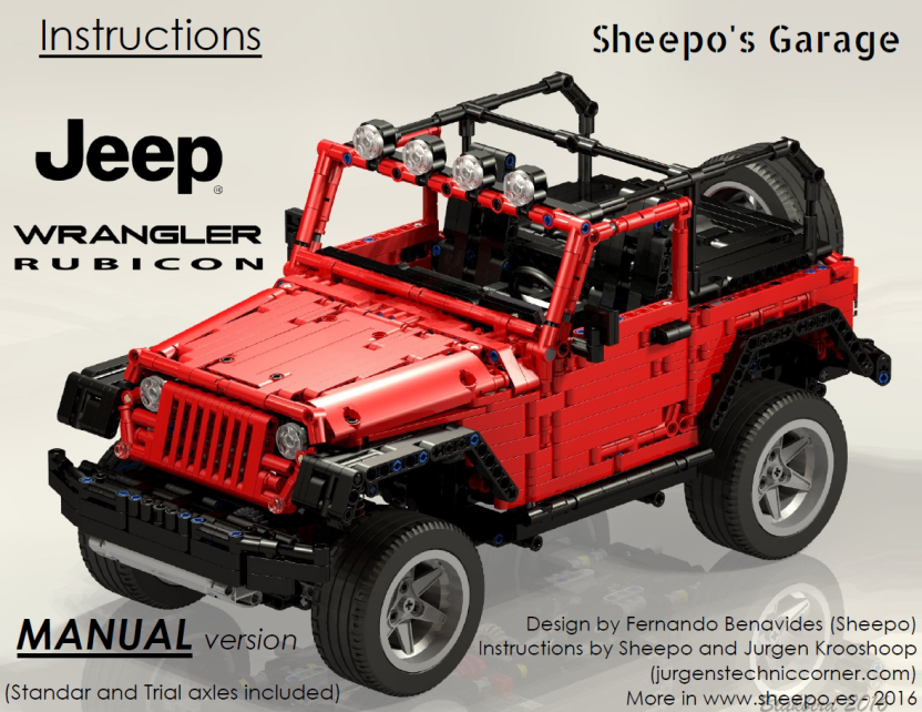 Jeep Wrangler MANUAL