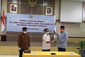 Pemkab Aceh Singkil Kembali Raih WTP dari BPK RI