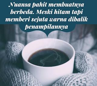 kata kata bijak secangkir kopi