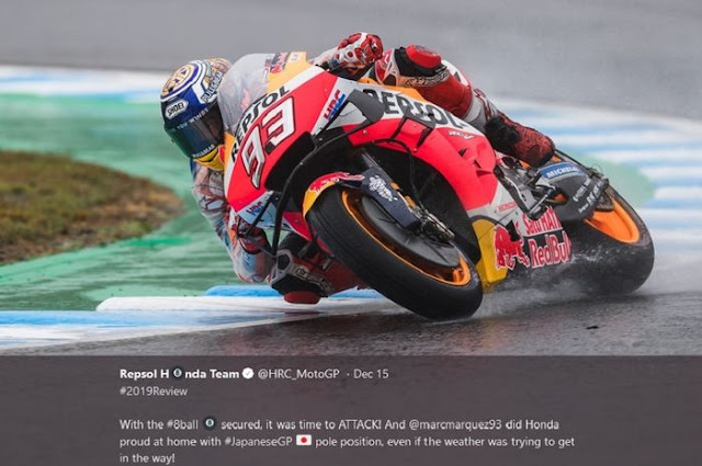 Injured Marc Marquez, Hopes to Recover ahead of Tests in Sepang, Malaysia