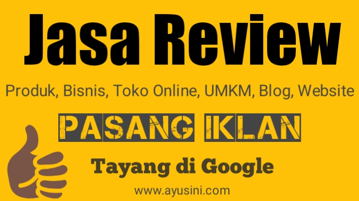 Jasa Review Murah