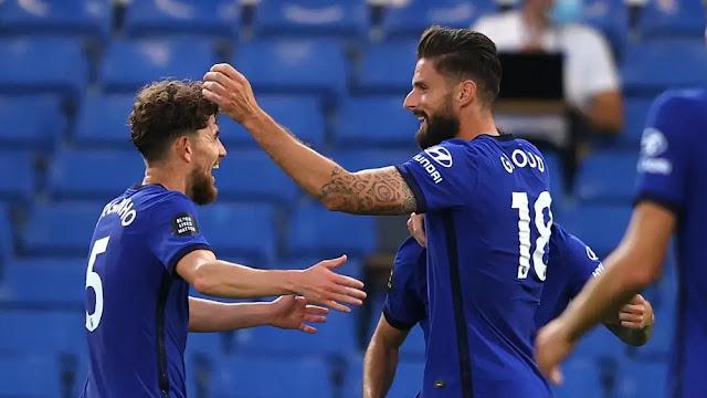 Chelsea win at Stamford Bridge 1-0