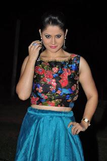 Anchor Shilpa Chakravarthy Latest Stills At Premikudu Movie Audio Launch  0006