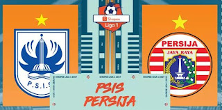 Jadwal Liga 1 Minggu 26 Mei 2019 PSIS vs Persija