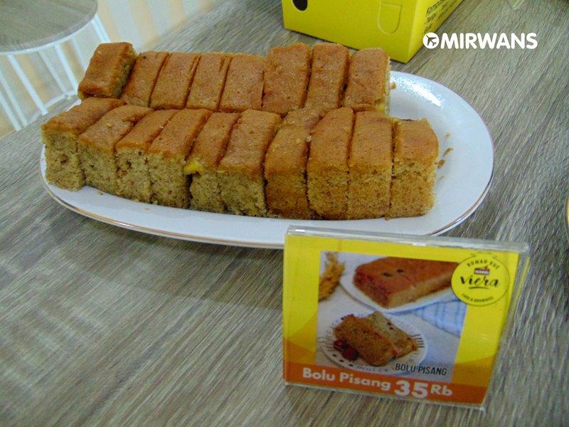 Rumah Kue Viera, Tempat Makan Kue Lezat di Pekanbaru, Alamat & Harga Rumah Kue Viera,  makanan oleh-olehnya Pekanbaru