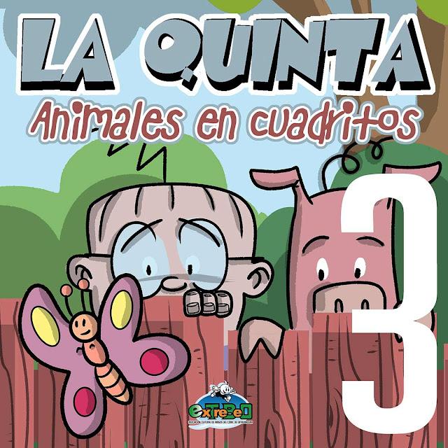 """Nº3 La Quinta:""""Animales en cuadritos"""""""