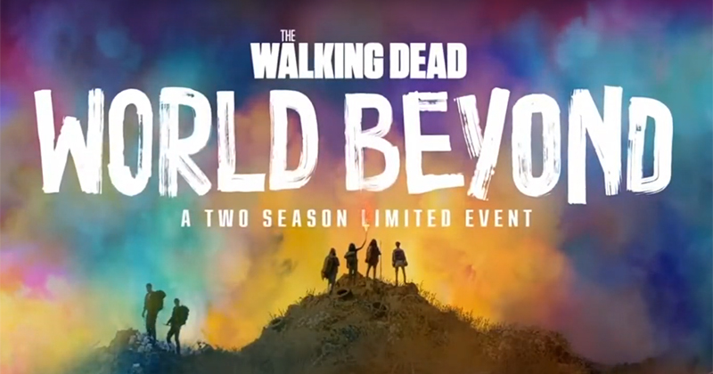 The Walking Dead World Beyond - Poster